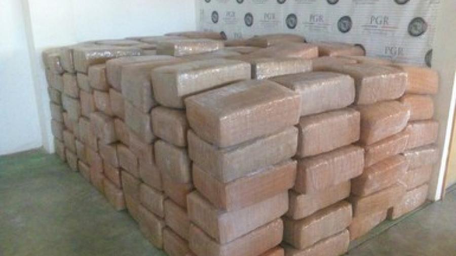 Investiga PGR hallazgo de cerca de dos toneladas de marihuana en Tamaulipas