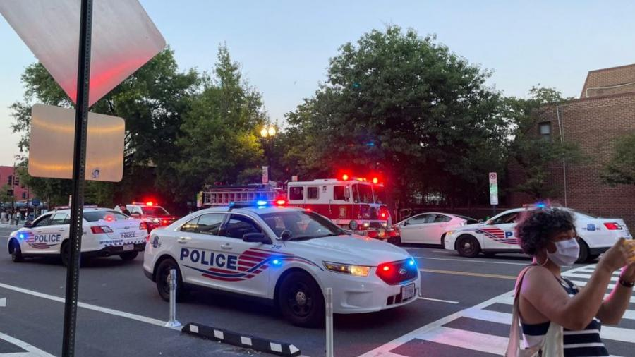 Dos heridos tras tiroteo en Washington