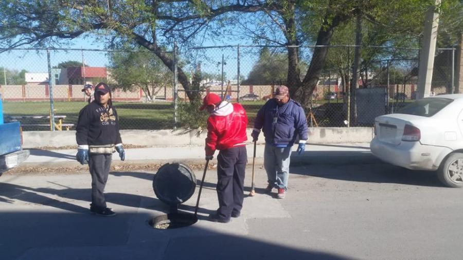 Cuadrillas de Comapa realizan trabajos