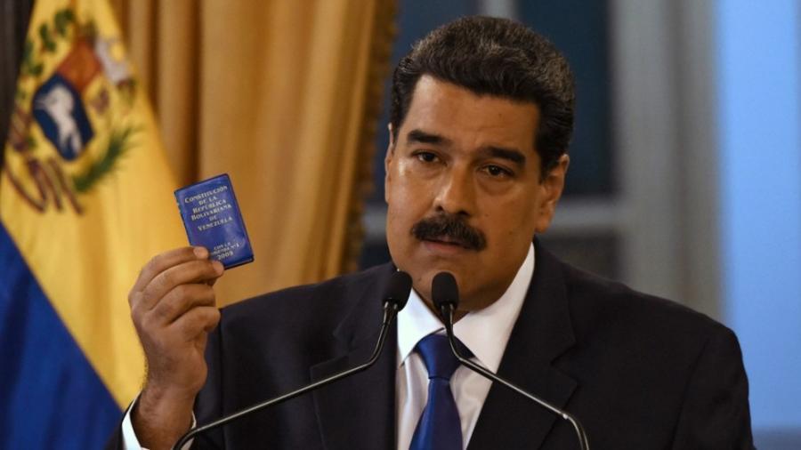 Maduro pide ayuda a la ONU ante posible intervención armada