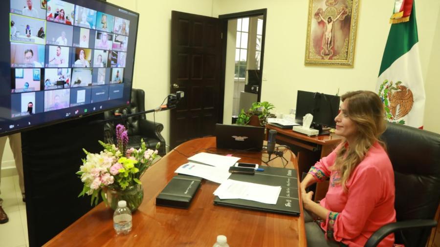 Expone Municipio de Reynosa acciones y resultados ante COVID-19