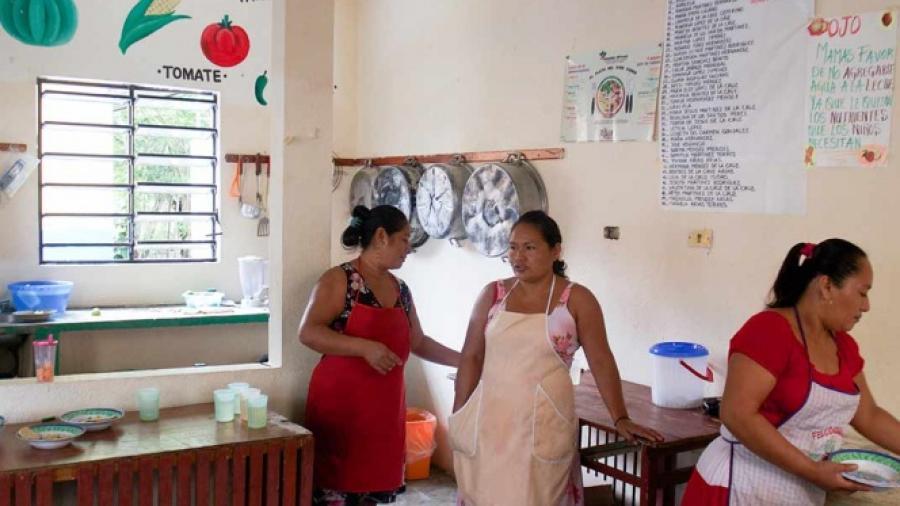 DIF entregará desayunos a niños en condiciones vulnerables