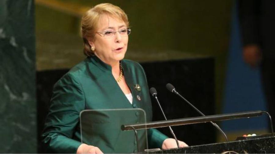 Michelle Bachelet será la nueva Alta Comisionada de la ONU-DH