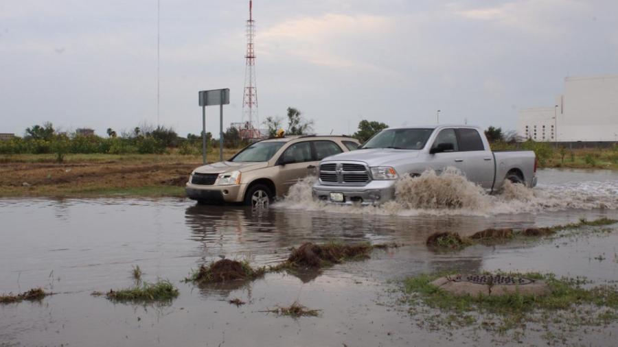 Emiten alerta ante posible llegada de tormentas en Texas