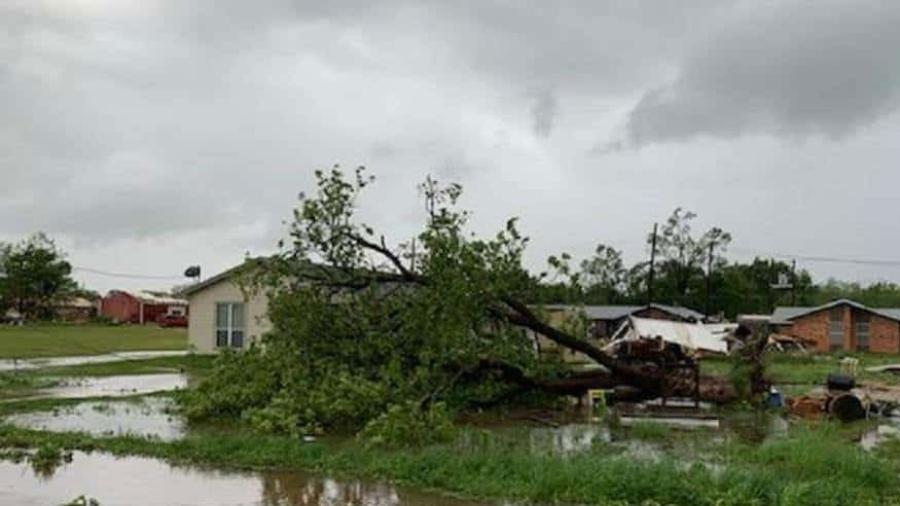 Pronostican tormentas y granizo para el sur de Texas