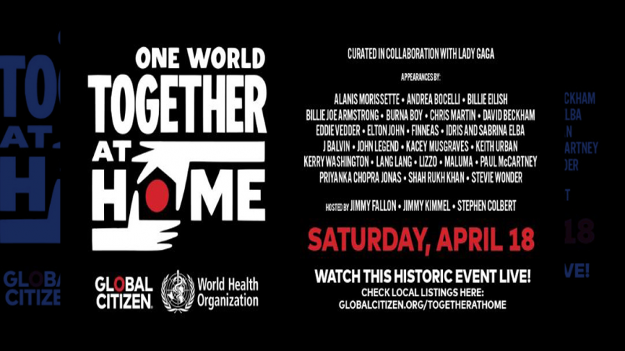 ¡Desde J. Balvin hasta Elton John! Lady Gaga y OMS presentan el 'One World: #TogetherAtHome'