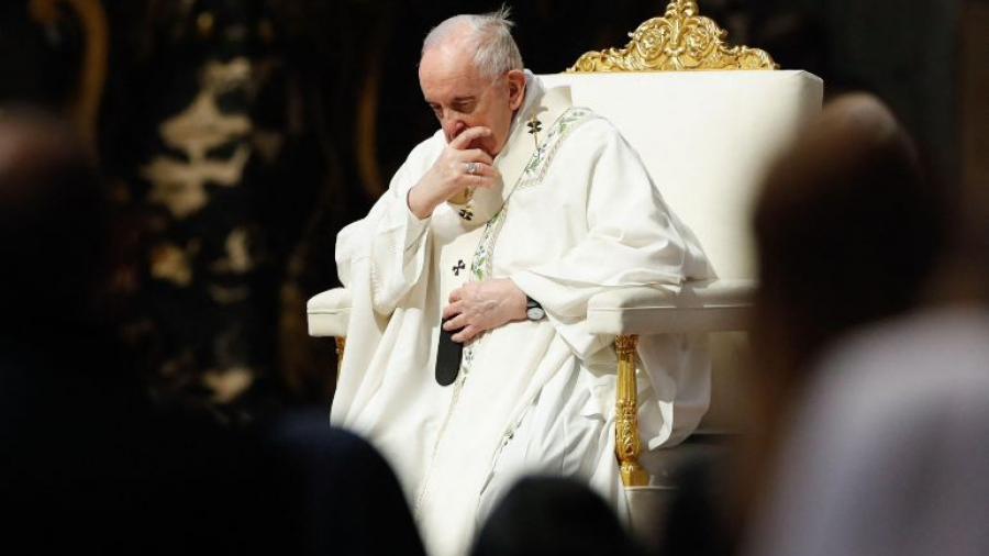 Papa Francisco lamenta el conflicto entre Palestina e Israel