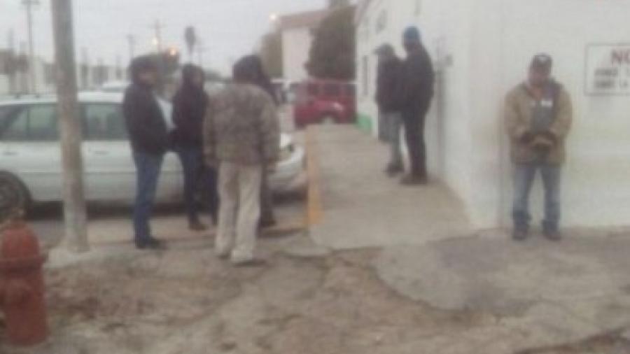 Suspenden servicio de agua potable al ayuntamiento de Rio Bravo