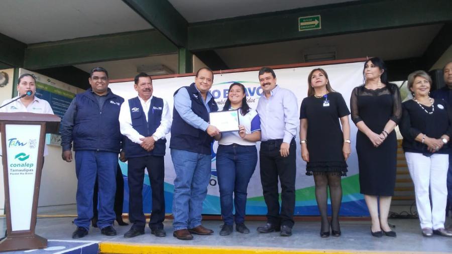 Plantel de Conalep Tamaulipas recibe inversión de 700 mil pesos