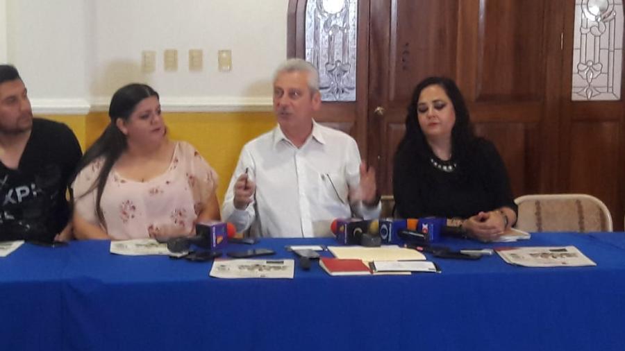 """""""Falta voluntad para atacar inseguridad"""", Armando Zertuche"""