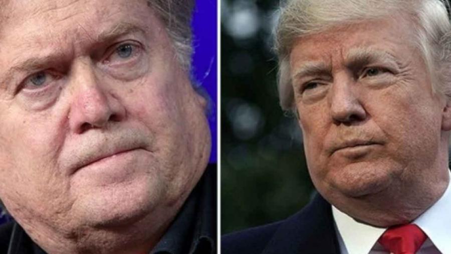 Si Trump es reelegido habrá un mandatario desatado: Bannon