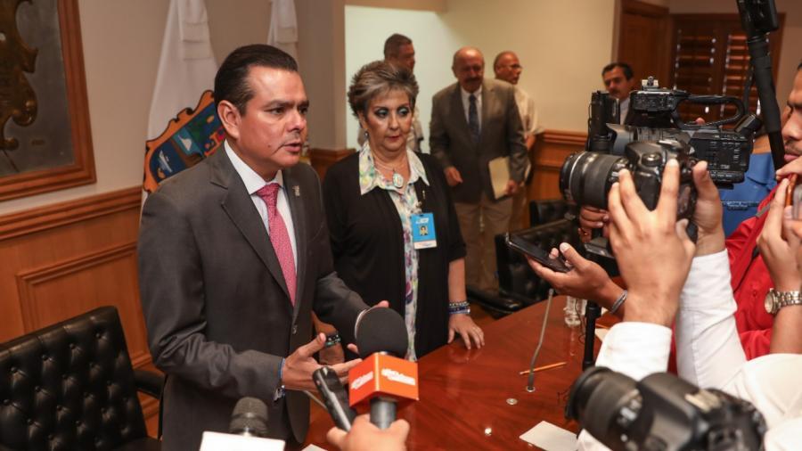 Flujo migrante en la frontera se mantiene estable: Rivas