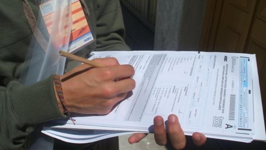 Realizan censo de Población en la Frontera Chica