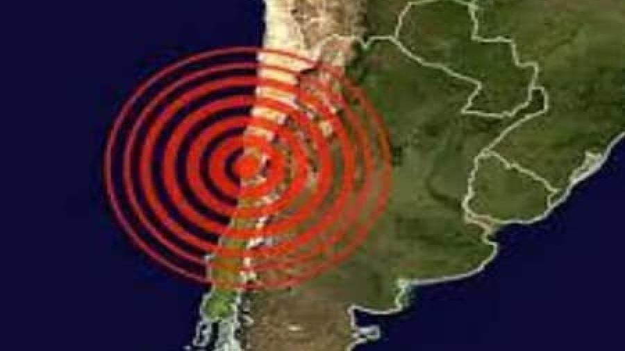 Chile emite alerta de tsunami tras fuerte sismo de 6.7 grados
