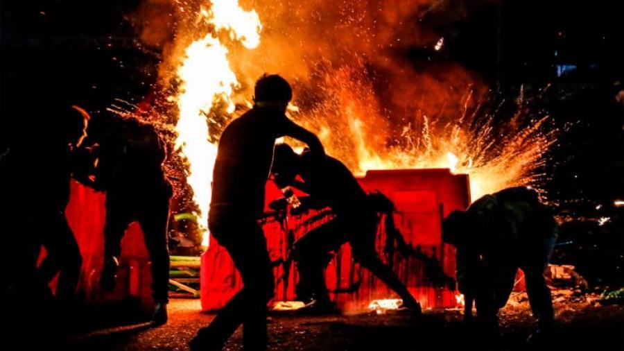 Protestas contra abuso policial en Colombia deja 13 muertos