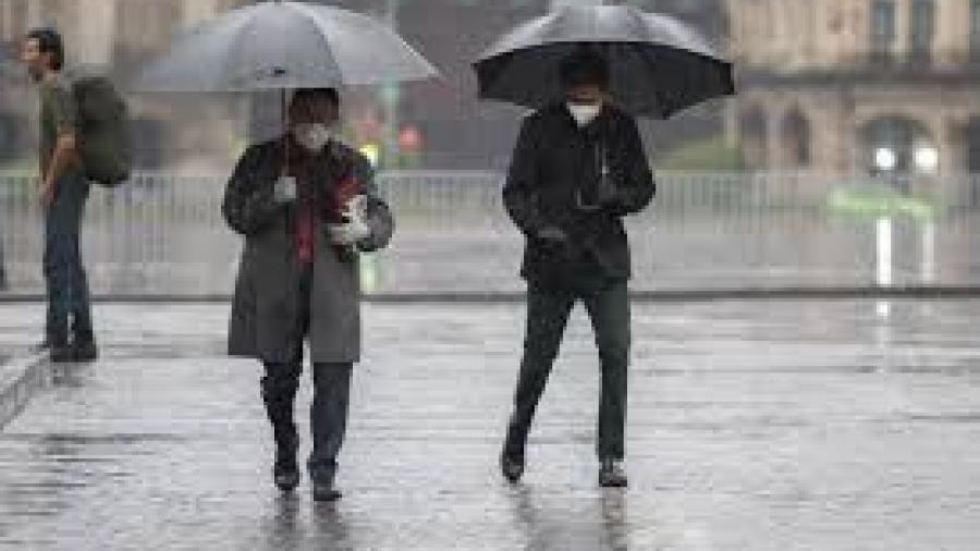 Prevén fuertes lluvias para Nayarit, Jalisco, Colima y Michoacán