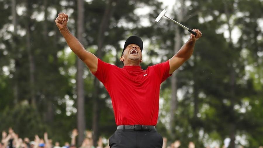 Prepara Tiger Woods su autobiografía