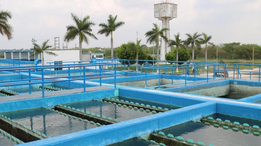 Exhorta COMAPA Altamira a la población a racionar el agua ante falta de lluvias