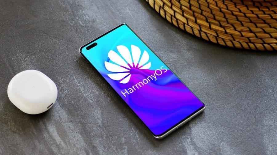 Presenta Huawei sus primeros celulares con HarmonyOS
