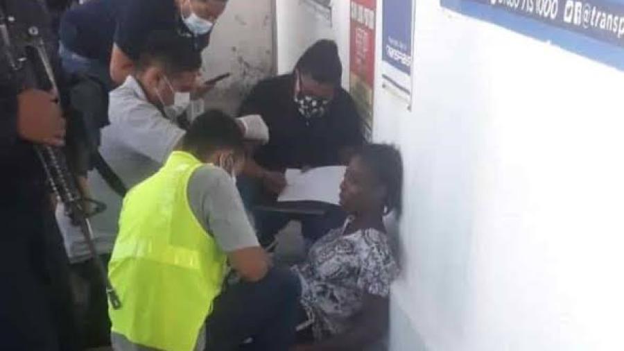 Registran ataque contra haitianos que querían llegar a la frontera tamaulipeca