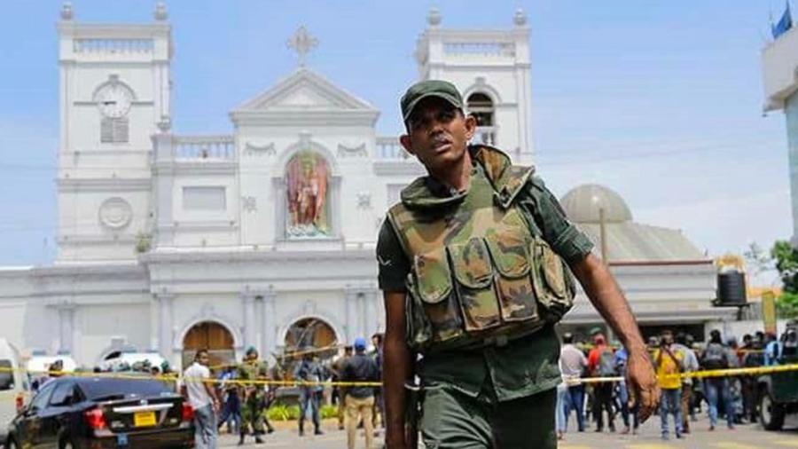 Toque de queda en Sri Lanka por ola de violencia