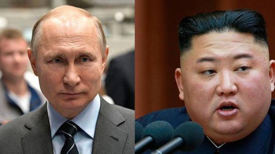 Kim Jong-un y Vladimir Putin se reunirán este mes en Moscú