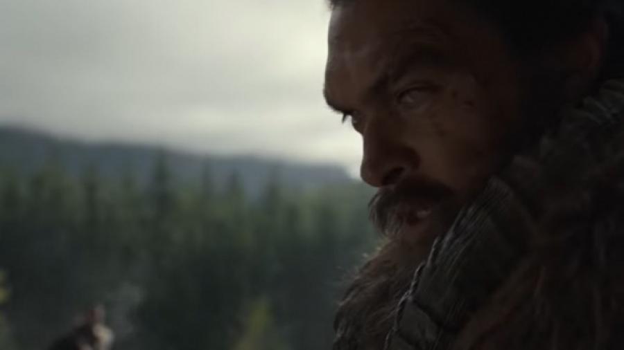 Jason Momoa será un guerrero ciego en su nueva serie