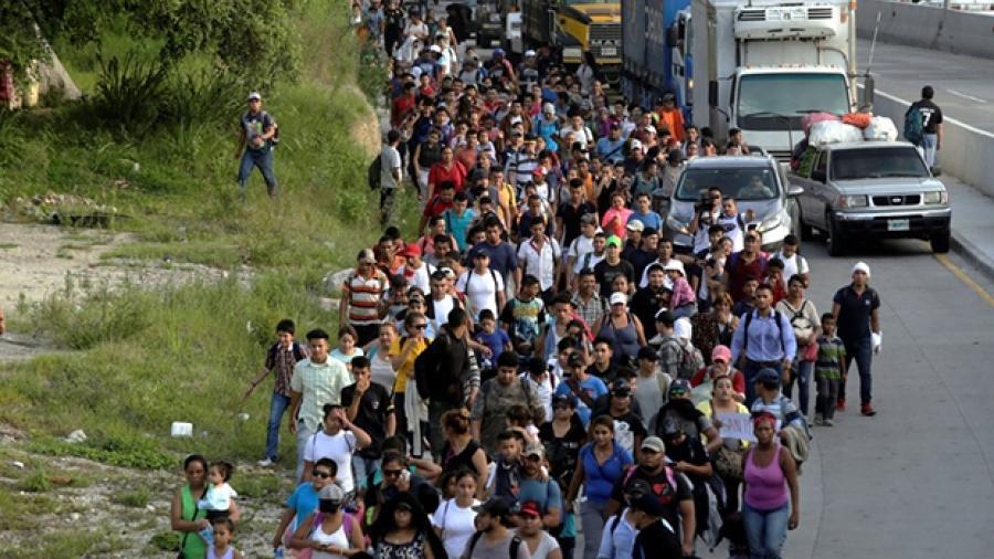 Inmigrantes se ocultaban en el drenaje