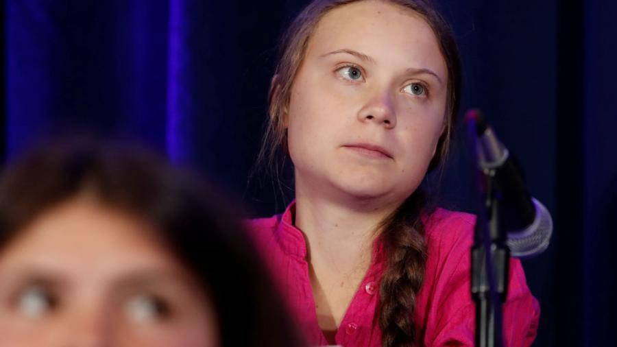 Greta Thunberg, ¿una viajera del tiempo?