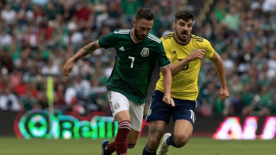 México se despide con victoria en el Azteca antes de partir a Rusia