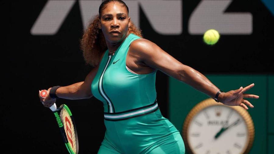 Serena Williams comienza con triunfo Australian Open