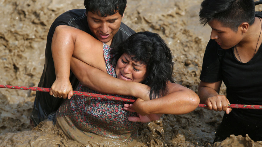 Número de damnificados por inundaciones en Perú asciende a 72 mil