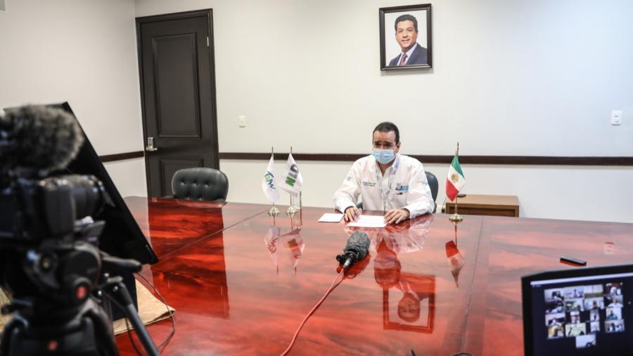 Autoriza Secretaría de Salud uso de Fosas Covid en NLD