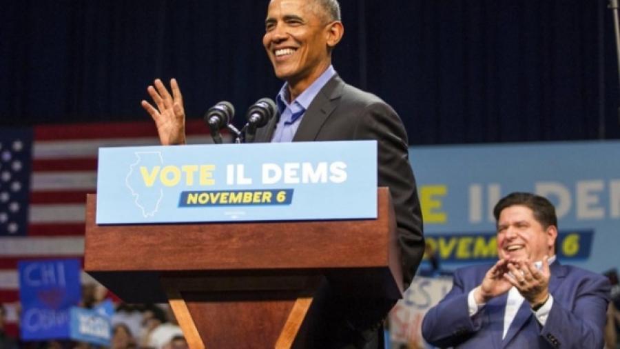 Así se mostró Obama ante resultado de elecciones legislativas