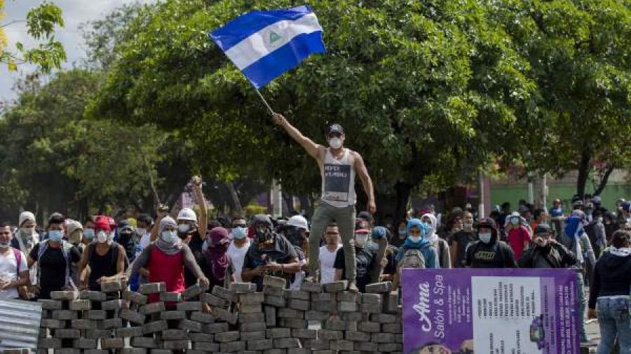 ONU abre diálogo para la libre protesta en Nicaragua