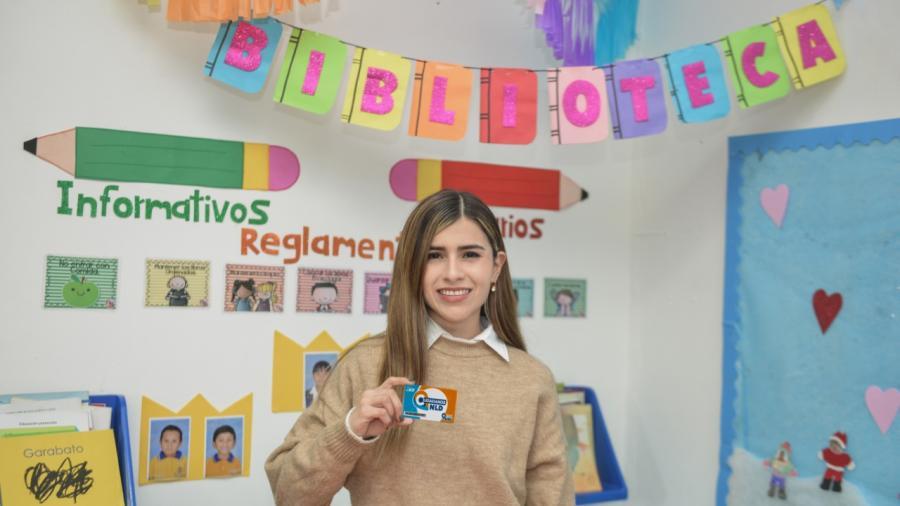 "Presentan tarjeta ""Ciudadanos NLD"""