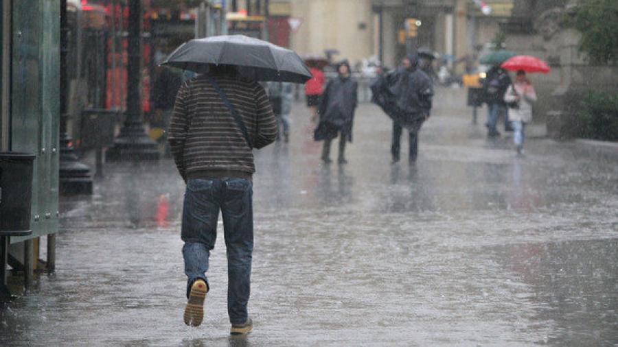 Onda tropical e inestabilidad atmosférica mantendrán lluvias en todo el pais