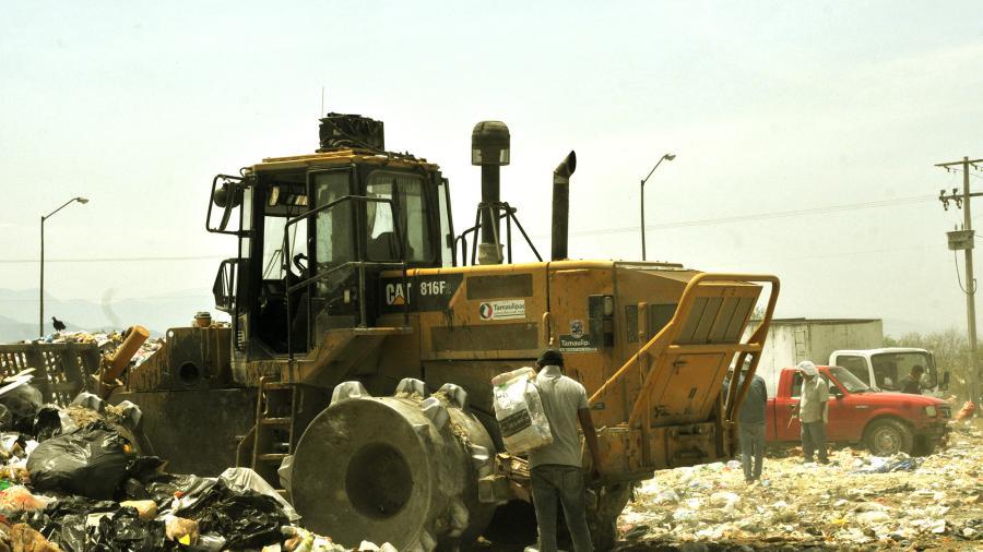 Propuesta Sustentable del Gobierno de Tamaulipas para solucionar la problemática de la basura (RSU)
