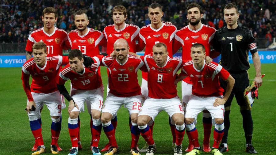 La Selección de Rusia cuesta 156 mdd