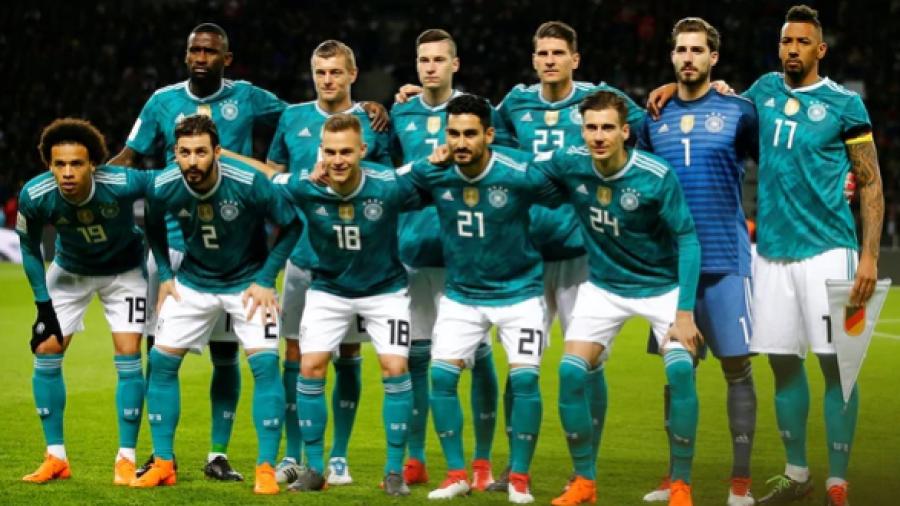 Alemania presenta lista de 27 convocados para el Mundial Rusia 2018