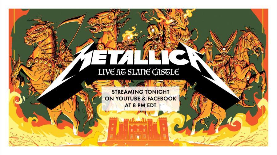 Artistas anuncian conciertos y presentaciones en línea