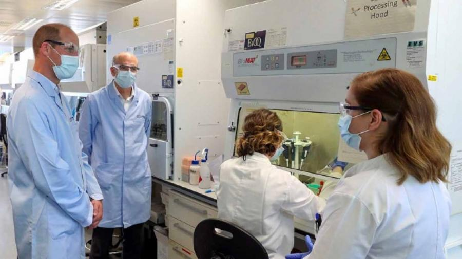 Reportan resultados positivos con vacunas para COVID-19
