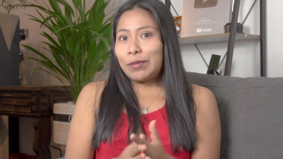 Revela Yalitza Aparicio que sufre una enfermedad en la piel