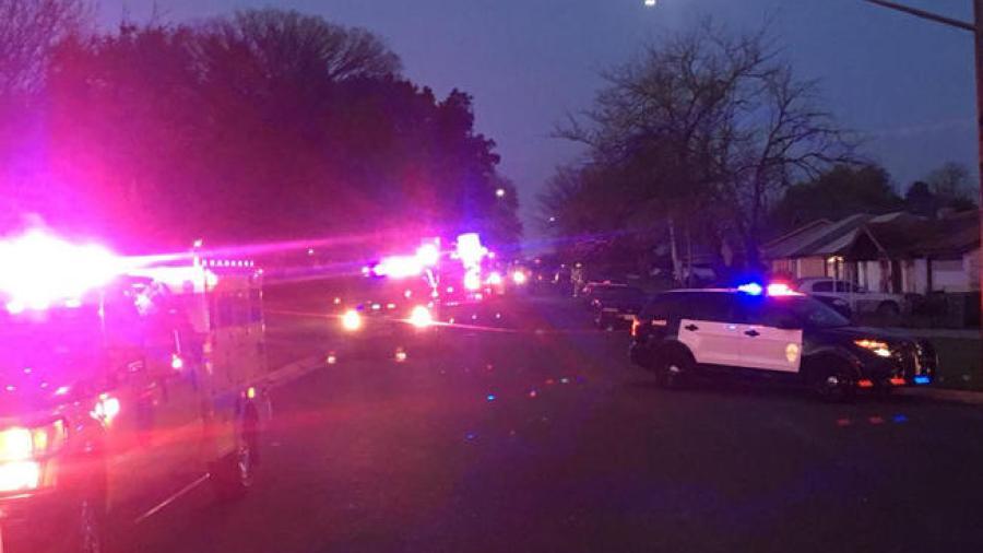 Se registra explosión en vivienda de Austin, Texas