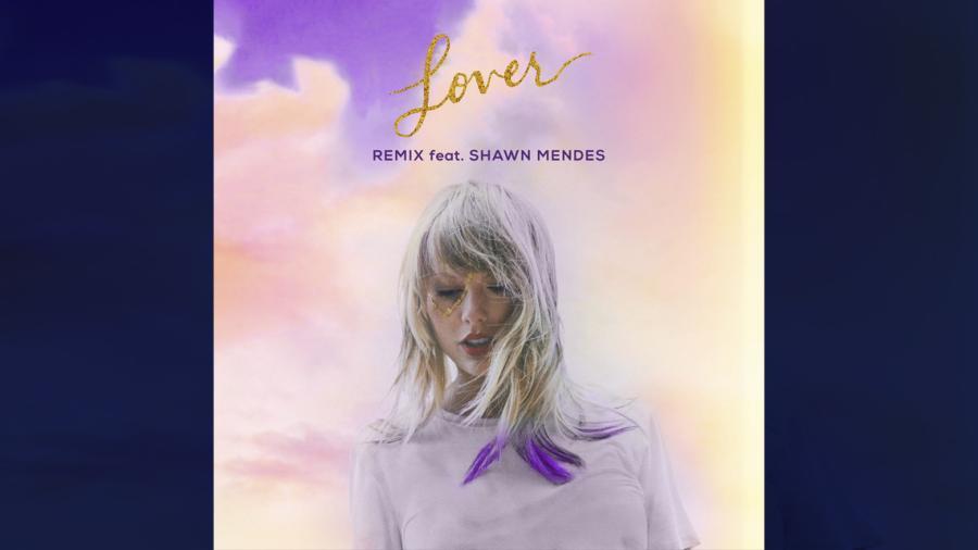 Taylor Swift y Shawn Mendes lanzan el remix de 'Lover'