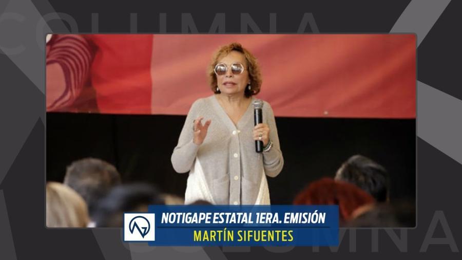 Elba recargada…¿Lo mejor para México?