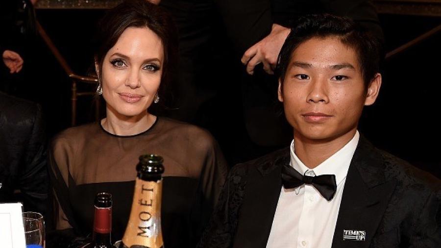 Angelina Jolie deja 116 mdd a hijo que más la apoyó en divorcio