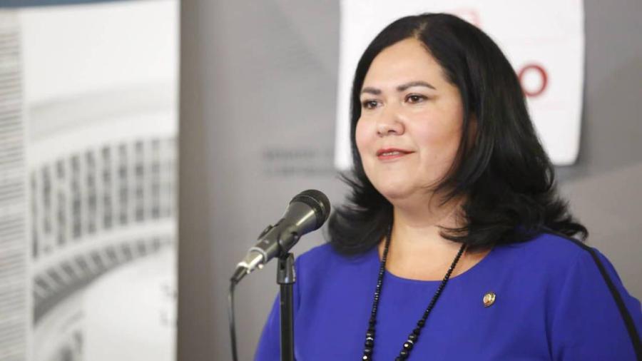 Morena expulsa a la senadora Alejandra León Gastélum