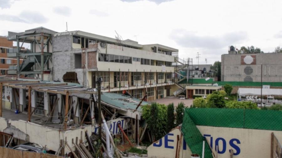 Sentencian a 208 de prisión al responsable de obra del Colegio Rébsamen