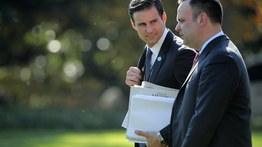 Asesor personal de Trump es despedido